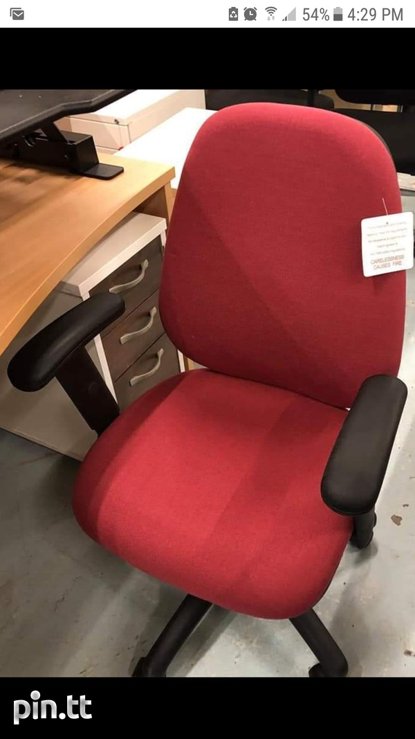 BRAND NEW AND USED office CHAIRS ideal for online learning or office-2