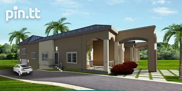 Luxurious 3 bedroom South homes in gated community.-5