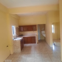 Cunupia Two Bedroom Unfurnished Apt
