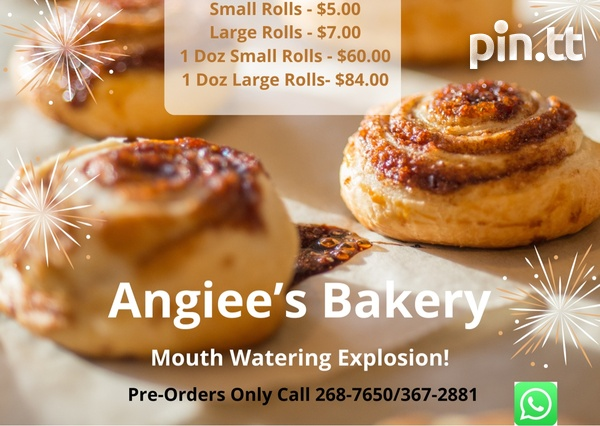 Angiees Bakery
