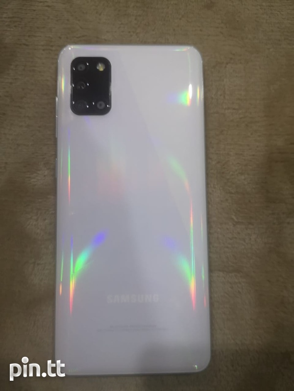 Samsung A31 And S6-3