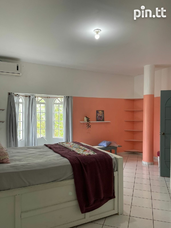 RENTED One Bedroom /Shared Living and Dining Space-3