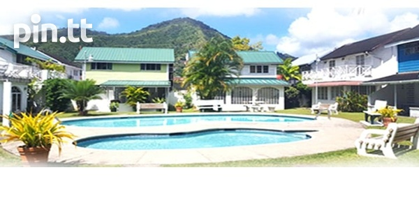 CHATEAUX VILLAGE, PETIT VALLEY SEMI-FURNISHED 3 BEDROOM-2