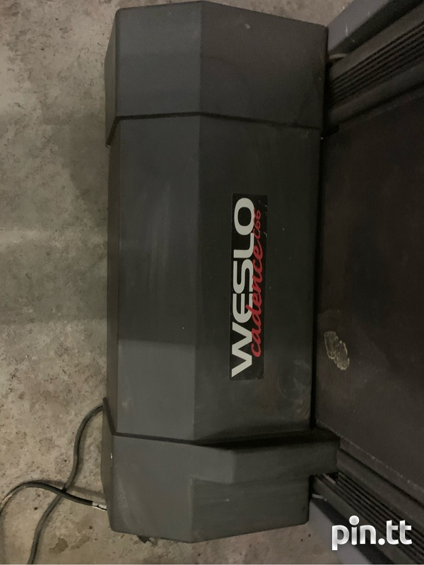 Weslo Treadmill - Not Working - Parts Only-2