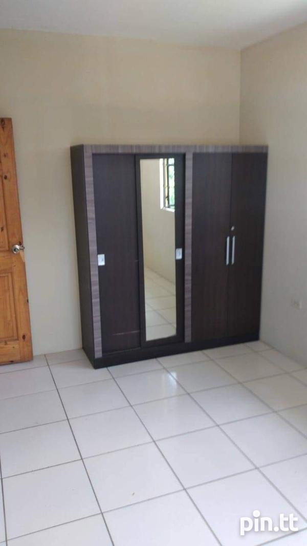 CHAGUANAS UNFURNISHED APARTMENT WITH 2 BEDROOMS-10