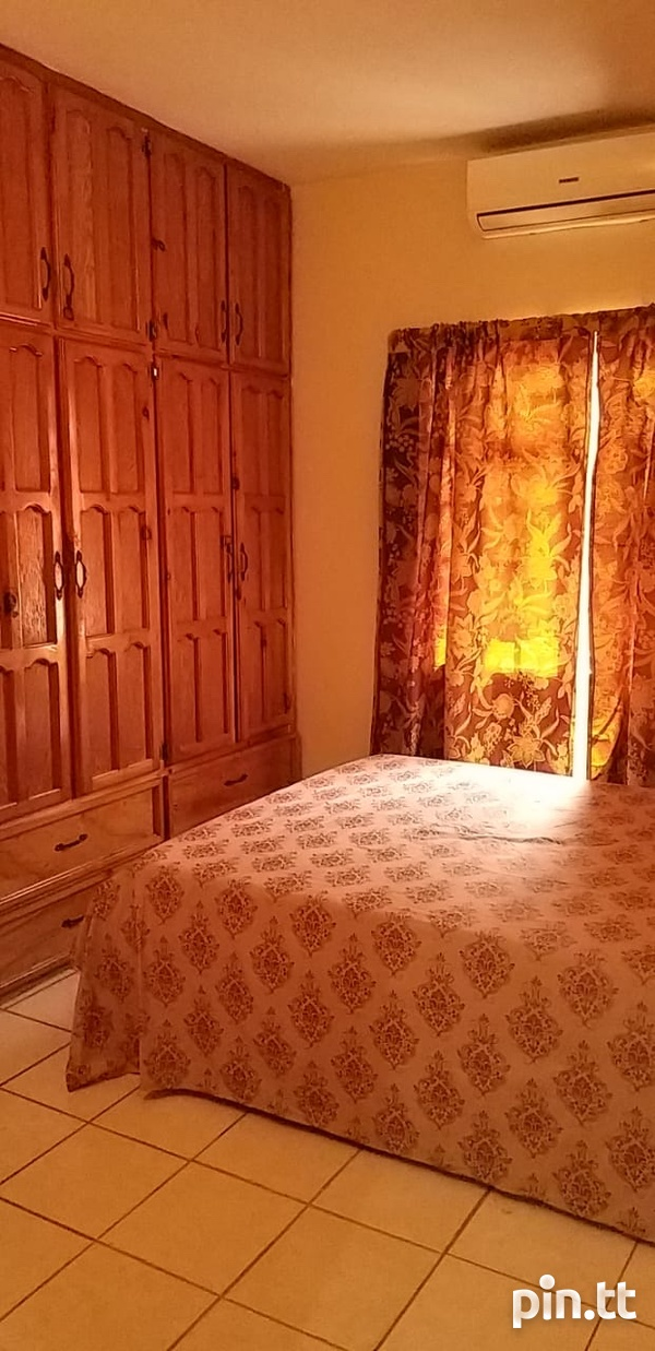 Fully Furnished Two Bedroom Apartment-1