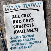 ONLINE TUTORING - ALL SUBJECTS