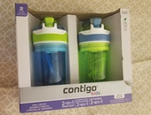 Kids 2 in 1 Water Bottle
