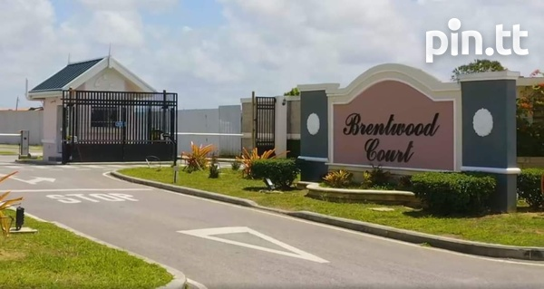 3 BEDROOM TOWNHOUSE BRENTWOOD CHAGUANAS-1