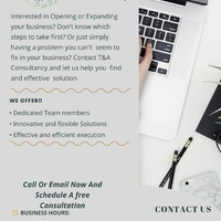 T&A Consultancy services
