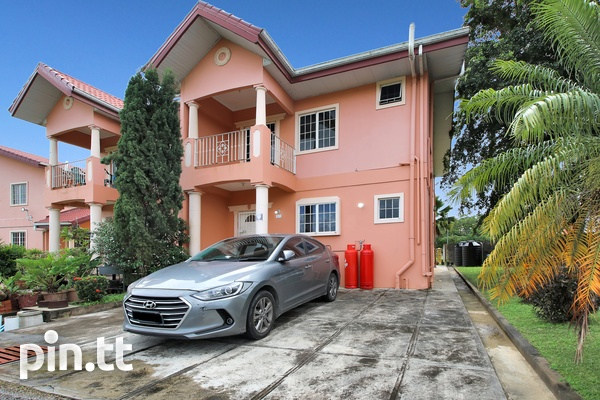 Arima Townhouse with 3 Bedrooms in Gated Community-1