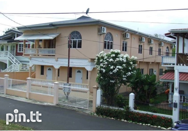 Furnished Two Bedroom Apts