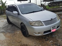 Toyota Fielder Wagon, 2008, PCR