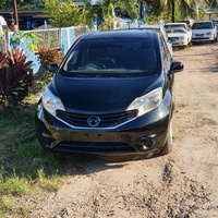 Nissan Note, 2015, PDS