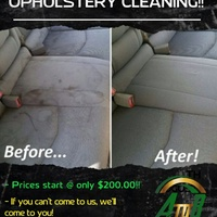 Upholstery Shampooing