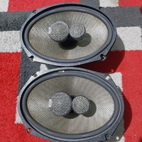 Jenson 6x9 speakers with passive crossover