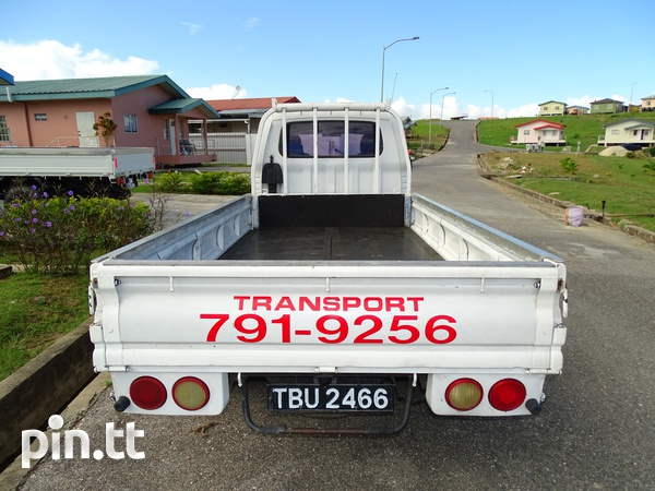 Transport for hire with Isuzu 3 ton truck and 1-1/4Ton Pickup.-3
