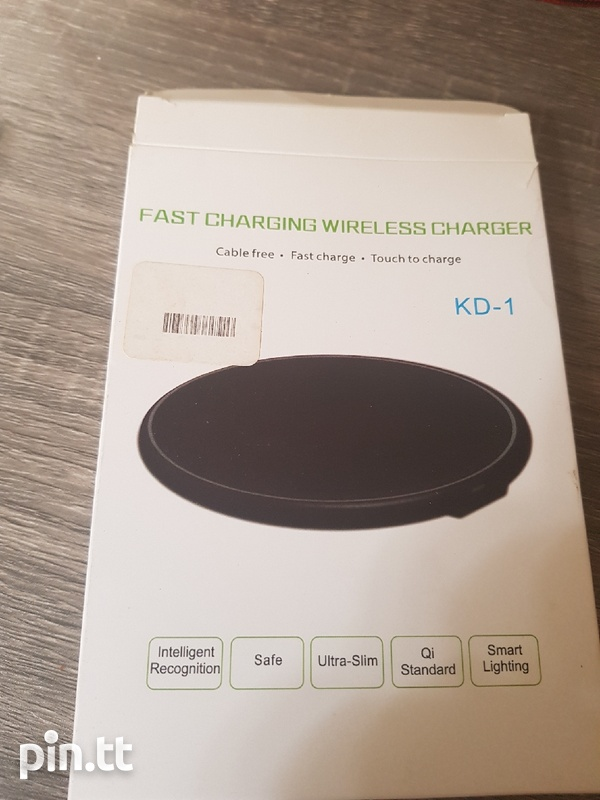 Fast Charging wireless charger-4
