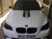 BMW 5-Series, 2006, PCS