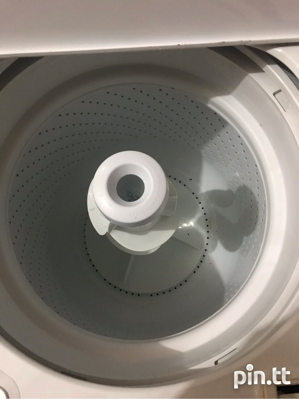 Whirlpool Washing machine-1