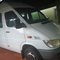 Mercedes Benz Sprinter, 2008, TCN