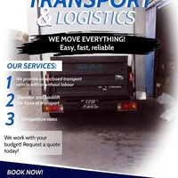 Easy, Fast, Reliable, Affordable Transport