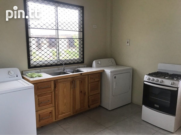 Couva 1 bedroom fully furnished apartment-8