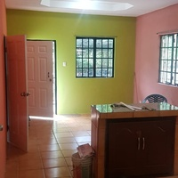 Two bedroom unfurnished apartment Petit Valley wifi, water and ac included...