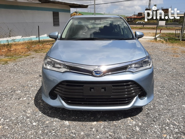 Toyota Axio, 2016, RO RO G Package-2