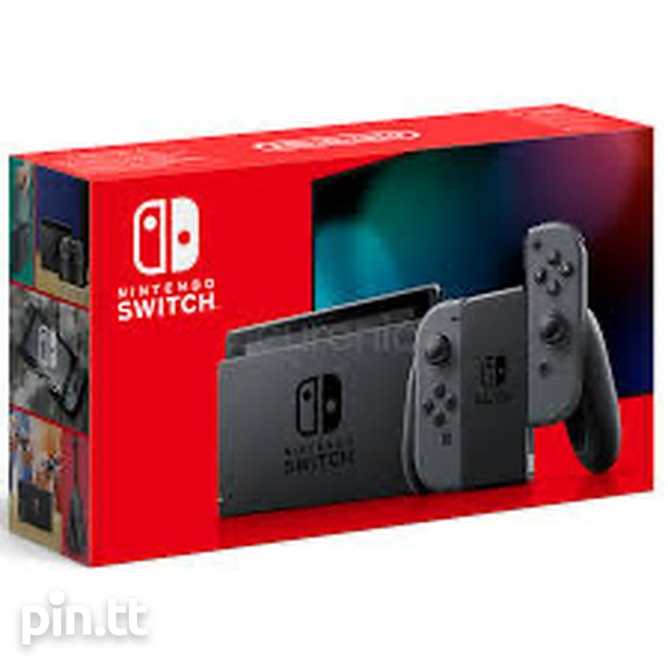 Nintendo Switch Version 2 NEW-1