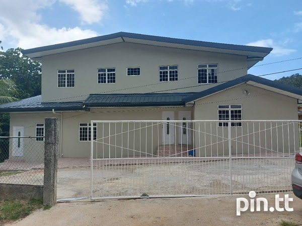 Unfurnished 2 bedroom apartment-1