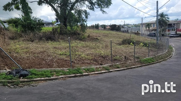 4 Lots Available - Palmiste, Block 3, San Fernando 5,300 sq ft approx per lot-2