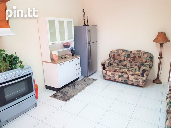 Couva Apartment with 2 Bedrooms-3