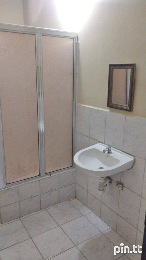 CHAGUANAS UNFURNISHED APARTMENT WITH 2 BEDROOMS-7