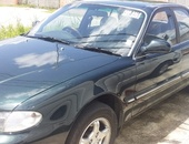 Hyundai Sonata, 1997, PBC and PBB