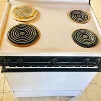 Used Electric stove