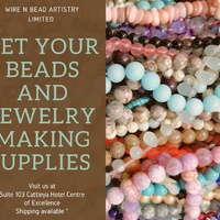 Beads and Jewelry making supplies