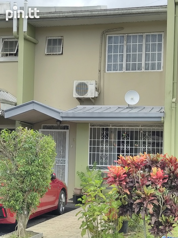 Diego Martin 3 Bedroom Townhouse-1