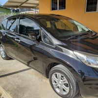Nissan Note, 2016, PDW