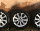 Range Rover Rims and Tyres