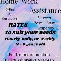 Home-Work Assistance