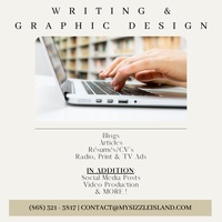 Writing and Graphic Design