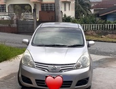 Nissan Note, 2015, PDH