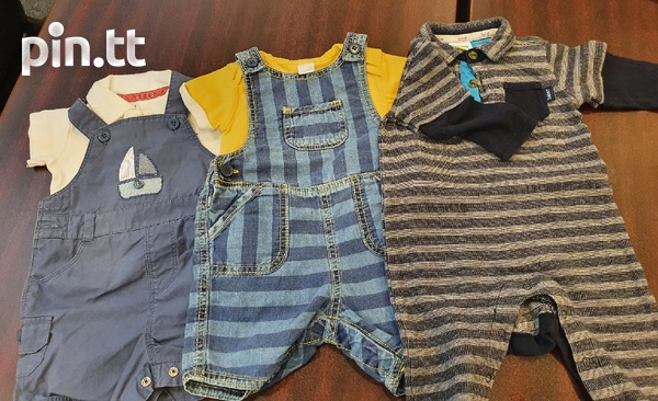 Baby Boy Clothes Size 6-12 months-2