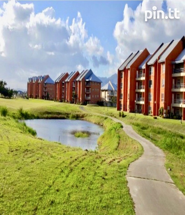 Apartment - East Gate on the Greens, Trincity-2