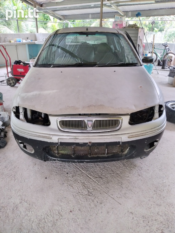 ROVER CAR SCRAPPING FOR PARTS ONLY-1