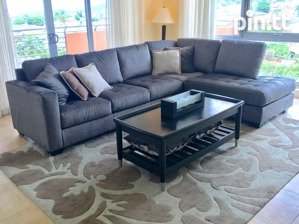 3 Bedroom Fully Furnished and Equipped Apt One Woodbrook Place.-8