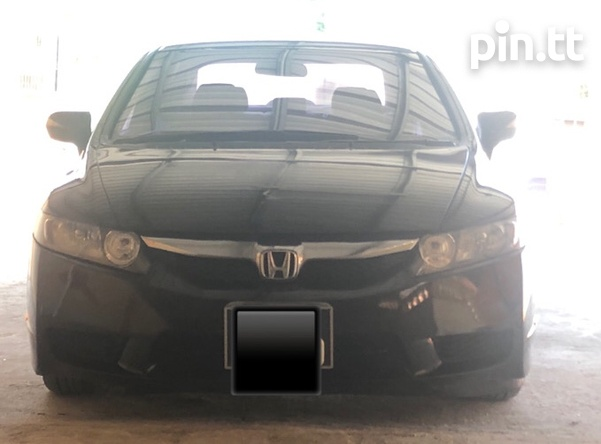 Honda Civic, 2010, PCR-2