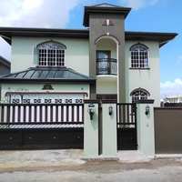Brand New 4 Bedroom House With All Approvals Located In Charlieville.