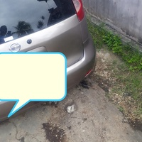 Nissan Note, 2013, PDA